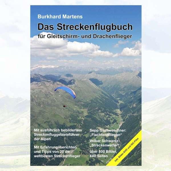 Das Streckenflugbuch für Gleitschirm- und Drachenflieger